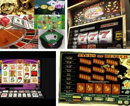 игровые автоматы с минимальным пополнением от 1 рубля
